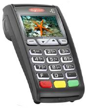 Ingenico iCT250 DualComm